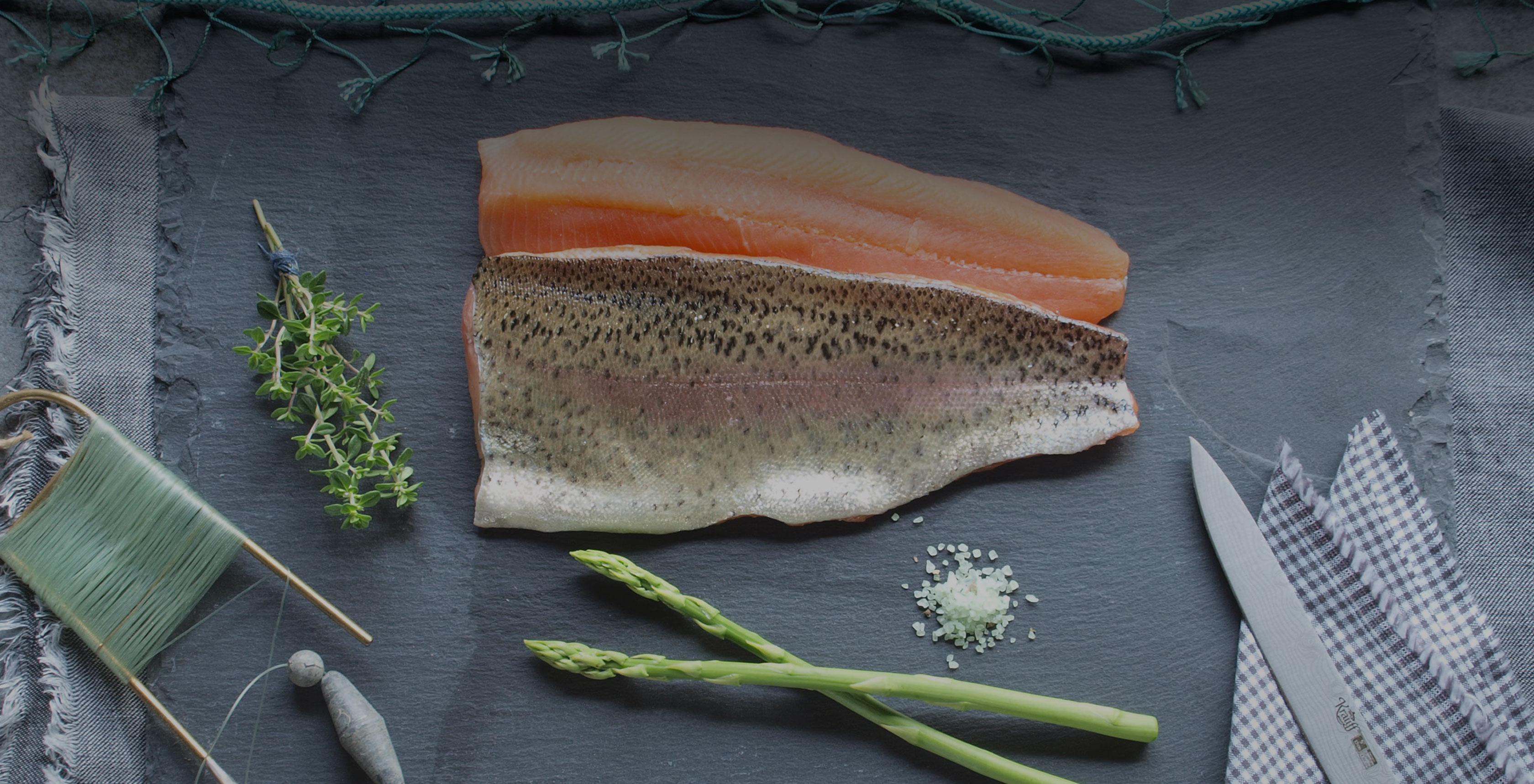 ist reichlich Fisch gut